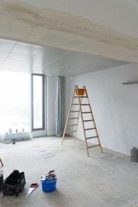 Trockenbauarbeiten im Raum Wasserburg und Rosenheim